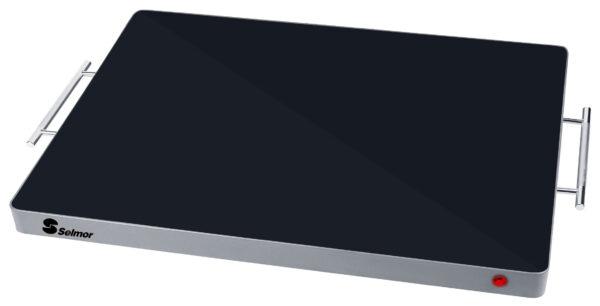 פלטת שבת חשמלית מזכוכית Selmor SE46 סלמור
