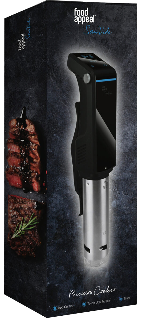 מכשיר חשמלי להכנת ארוחות גורמה Food Appeal Sous Vide SV-103W WiFi פוד אפיל