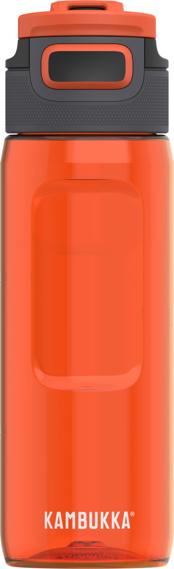 """בקבוק שתיה כתום 750 מ""""ל Kambukka Elton Amber קמבוקה"""