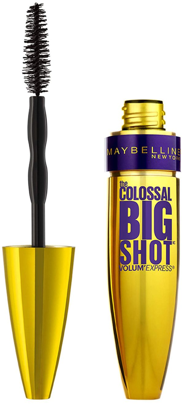 "מסקרה 9.5 מ""ל Maybelline Colossal Big Shot"