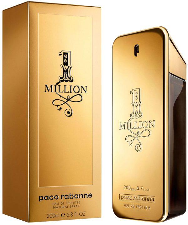 וואן מיליון א.ד.ט לגבר 100 מ״ל Paco Rabanne 1 Million