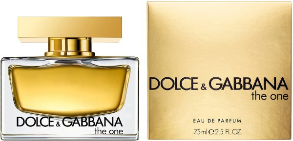 Dolce & Gabbana: The One for Her 75ml EDP