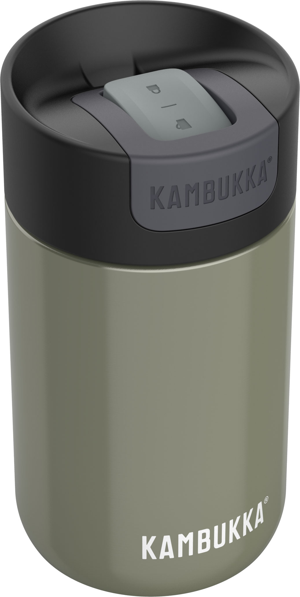 בקבוק שתיה תרמי 300 מ״ל שמפניה Kambukka Olympus Champaign