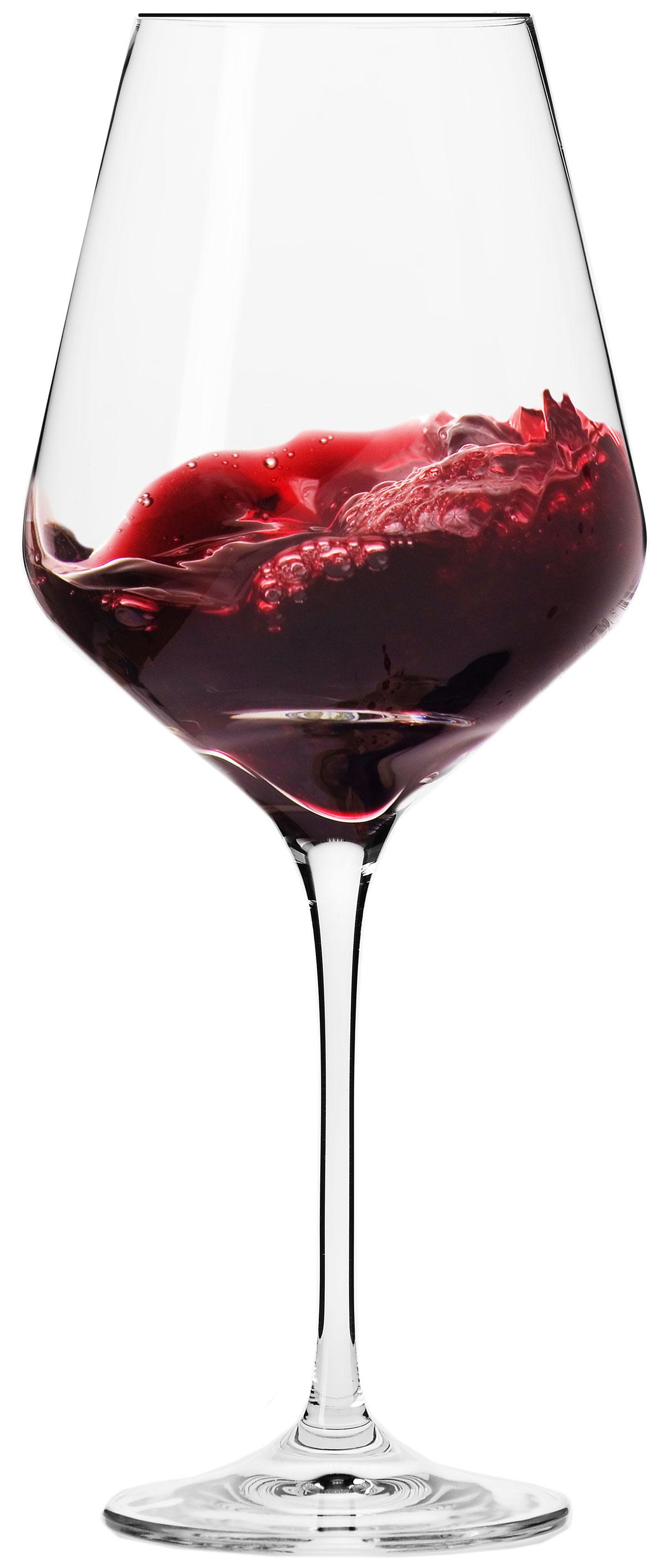 """סט 6 כוסות יין לבן 390 מ""""ל Krosno Avant-Garde Collection White Wine Glass"""