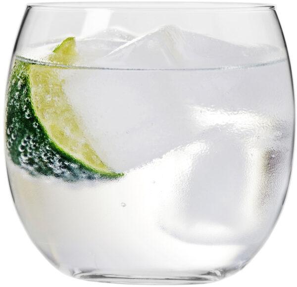 """סט 6 כוסות לשתייה קרה 410 מ""""ל Krosno Harmony Collection Tumbler"""