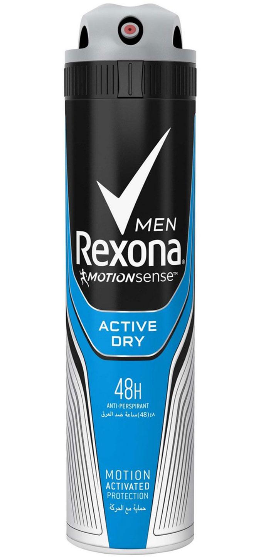 """דאו ספריי רקסונה לגברים אקטיב 150 מ""""ל Active Dry"""