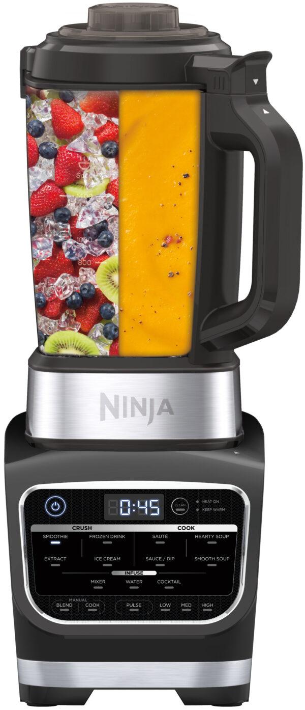 נוטרי נינג'ה בלנדר חכם Cold & Hot Blender דגם HB153