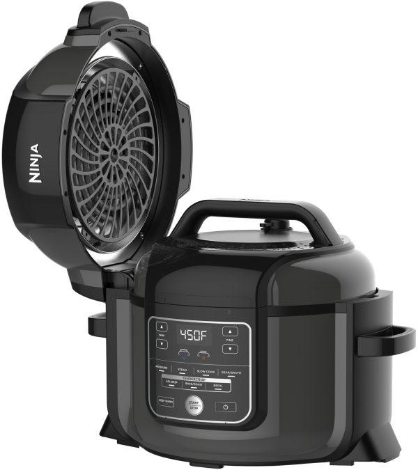 סיר טיגון באוויר חם וסיר לחץ נינג'ה Foodi נינג'ה Ninja דגם OP300