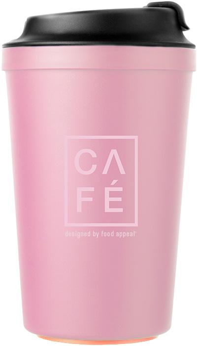 """כוס קפה עם תחתית ואקום 340 מ""""ל Food Appeal פוד אפיל"""